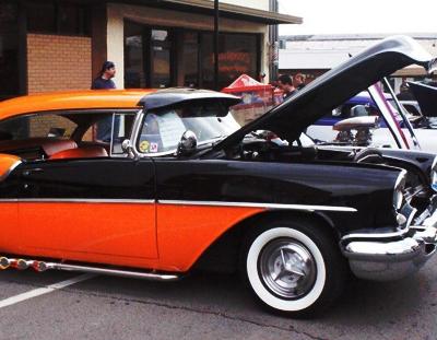 Sallisaw Car Show