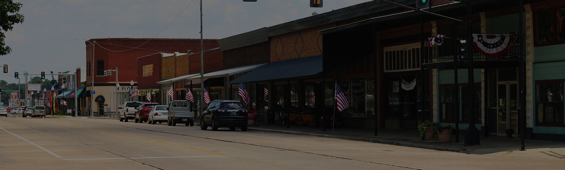 Sallisaw Main Street Has it All!